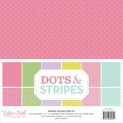 Spring Collection Pack - Dots & Stripes - Echo Park - PRE ORDER