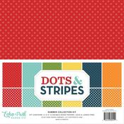 Summer Collection Pack- Dots & Stripes - Echo Park - PRE ORDER