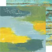 Water Walk Paper - Art Walk - Heidi Swapp