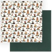 Forest Friends Paper - Camp Happy Bear - Photoplay - PRE ORDER