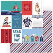 Seas The Day Paper - Monterey Bay - Photoplay