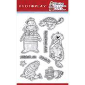 Monterey Bay Stamp - Photoplay