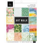 Art Walk 6 x 8 Paper Pad - Heidi Swapp - PRE ORDER