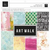 Heidi Swapp Art Walk 12x12 Project Pad