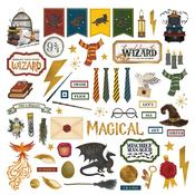 Wizard World II Element Stickers - Photoplay - PRE ORDER