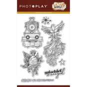 Wizard World II Photopolymer Stamp - Photoplay - PRE ORDER
