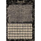 Script & Argyle Graphic 45 Staples Stamps - PRE ORDER