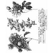 Flower Shop Tim Holtz Cling Stamps - PRE ORDER