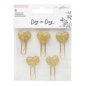 Heart Paper Clips - Day-to-Day - Maggie Holmes