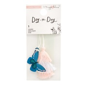 Butterfly Charm Tassel Bookmark - Day-to-Day - Maggie Holmes