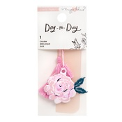 Floral Charm Tassel Bookmark - Day-to-Day - Maggie Holmes