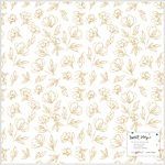 Goldie Vellum & Gold Foil Sheet - Sweet Story - Maggie Holmes