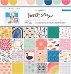 Sweet Story 12 x 12 Paper Pad - Maggie Holmes