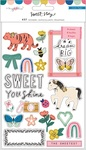 Sweet Story Sticker Book - Maggie Holmes