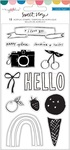 Sweet Story Clear Stamps - Maggie Holmes
