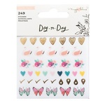 Mini Sticker Book 3 - Day-to-Day - Maggie Holmes - PRE ORDER