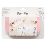 Adjustable Planner Punch Board - Day-to-Day - Maggie Holmes