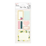 Heart Note Pad Sticky Notes - Day-to-Day - Maggie Holmes - PRE ORDER