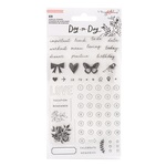 Clear Stamps - Day-to-Day - Maggie Holmes - PRE ORDER
