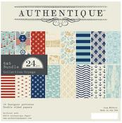 Voyage 6 x 6 Paper Pad - Authentique