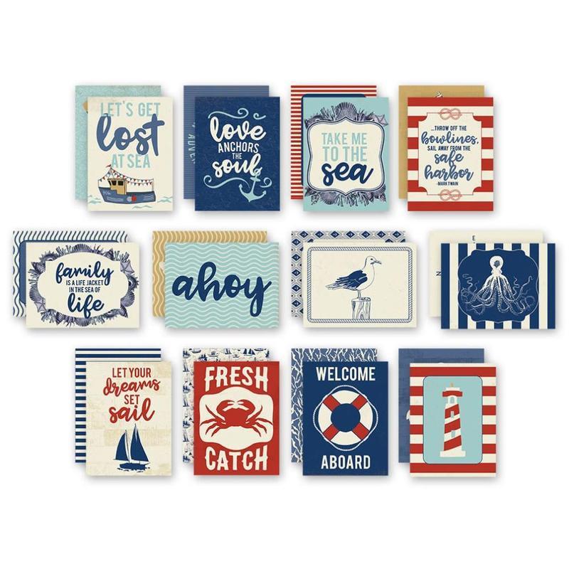 Voyage Life Cards - Authentique - Voyage