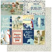 Vintage Images Cut-Aparts Paper - Voyage - Authentique - PRE ORDER