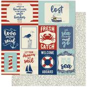 Icons Cut-Aparts Paper - Voyage - Authentique - PRE ORDER
