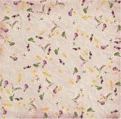 Card Maker Paper - Botanical Journal - Bo Bunny