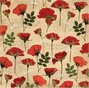 Memories Paper - Botanical Journal - Bo Bunny