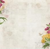 Notebook Paper - Botanical Journal - Bo Bunny