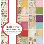 Botanical Journal 12 x 12 Paper Pad - Bo Bunny - PRE ORDER