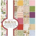 Botanical Journal 12 x 12 Paper Pad - Bo Bunny