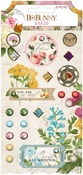 Botanical Journal Brads - Bo Bunny