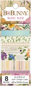 Botanical Journal Washi Tape - Bo Bunny