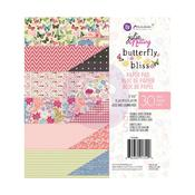Butterfly Bliss - Hello Beautiful 6 x 6 Paper Pad - Julie Nutting