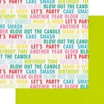 Birthday Wishes Paper - Cake Smash - Fancy Pants