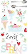 A Cherry on Top Chipboard - Fancy Pants - PRE ORDER