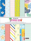 Vitamin Sea 6x8 Paper Pad - Fancy Pants