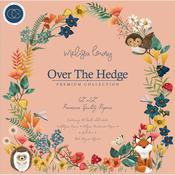 Over The Hedge Craft Consortium Double-Sided Paper Pad