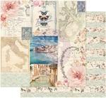Marina Grande Foiled Paper - Capri - Prima