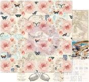 Punta Del Monaco Foiled Paper - Capri - Prima