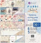 Capri 12 x 12 Paper Pad - Prima