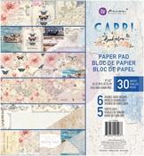Capri 8 x 8 Paper Pad - Prima