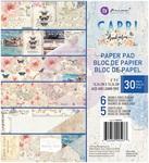 Capri 6 x 6 Paper Pad - Prima