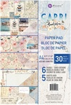 Capri A4 Collection Paper Pad - Prima