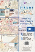 Capri A4 Collection Paper Pad - Prima - PRE ORDER