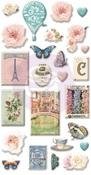 Capri Collection Puffy Stickers - Prima