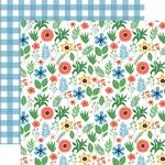 Summer Floral Paper - Summertime - Echo Park