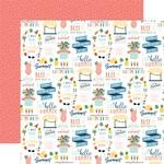 Hello Summer Paper - Summertime - Echo Park
