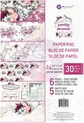 Pretty Mosaic A4 Paper Pad - Prima - PRE ORDER